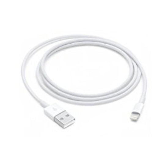 Official Apple Lighting to USB Cable White - 1M - OEM