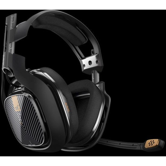 ASTRO Gaming A40 TR Headset + MixAmp Pro TR - Black - PS4 / PS3 / PC / Mac