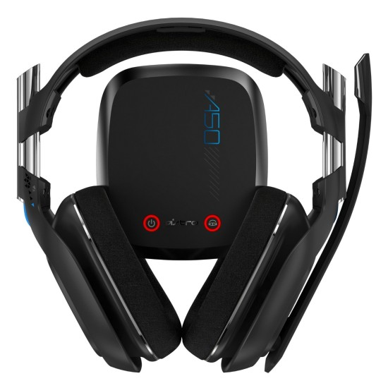 ASTRO Gaming A50 - Black | PS4 / PS3 / PC / Mac