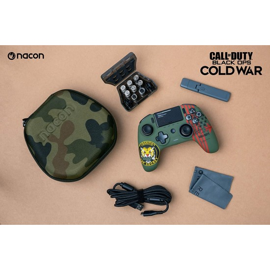 Nacon Revolution Unlimited Pro Controller - Call of Duty Cold War Edition - Playstation 4 - PC