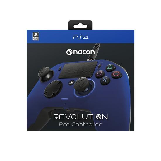 Nacon Revolution Pro Controller - Blue | PS4