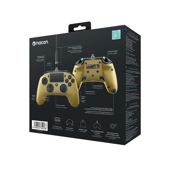 Nacon Revolution Pro Controller - Gold | PS4