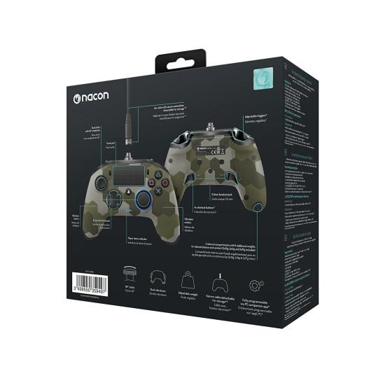 Nacon Revolution Pro Controller - Green Camo | PS4