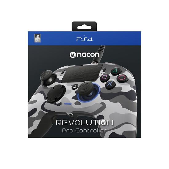 Nacon Revolution Pro Controller - Grey Camo   PS4