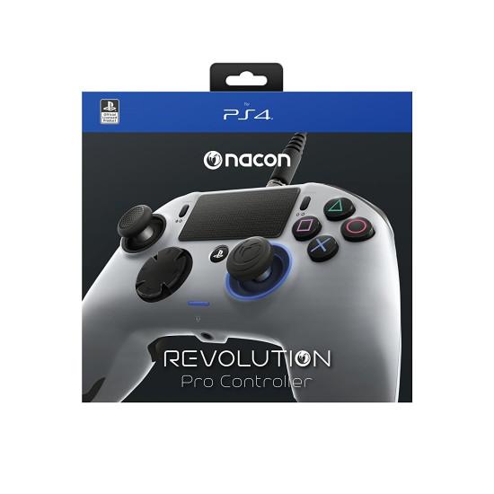 Nacon Revolution Pro Controller - Silver | PS4