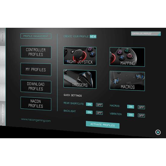 Nacon Revolution Pro Controller - Black | PS4
