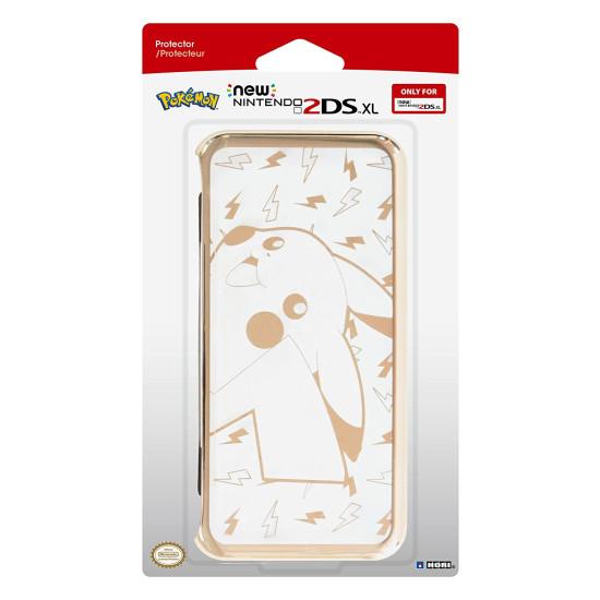 HORI New Nintendo 2DS XL Premium Pokemon Cover Protector - Switch 3DS