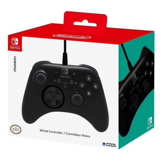 Hori Nintendo Switch Horipad Wired Controller - Nintendo Official License
