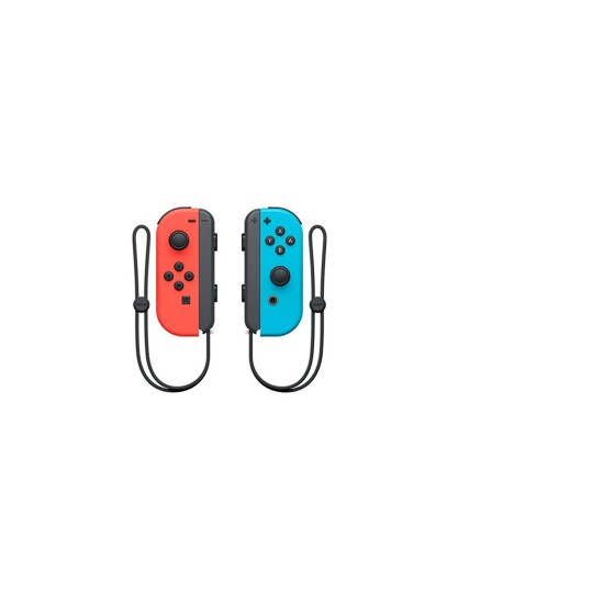 Nintendo Switch Joy-Con Controller Pair - Neon Red-Neon Blue - Switch