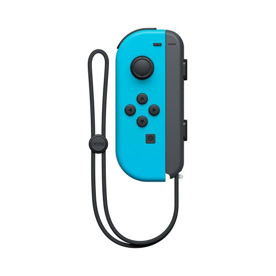 Nintendo Switch Joy-Con Controller Strap - Neon Blue - Switch
