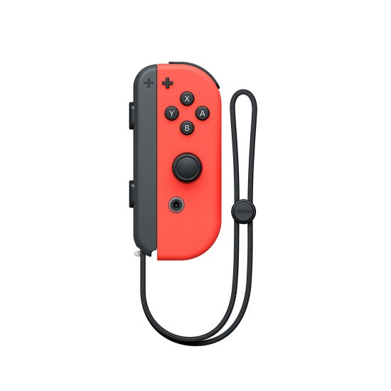 Nintendo Switch Joy-Con Controller Strap Pair - Neon Red | Switch