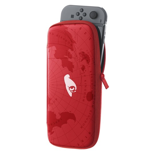 Nintendo Switch Carry Case Plus Screen Protector Accessory Set - Super Mario Odyssey   Switch