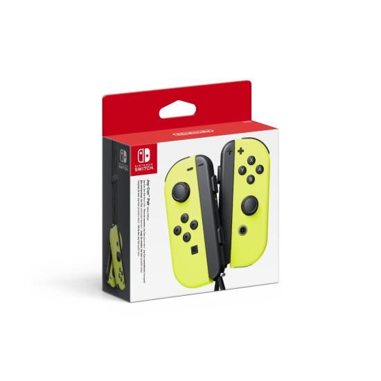 Nintendo Switch Joy-Con Controller Pair - Neon Yellow | Switch