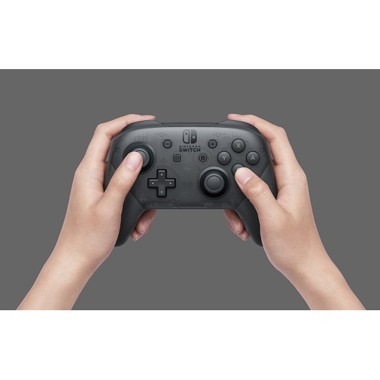 Nintendo Switch Pro Controller - Black | Switch