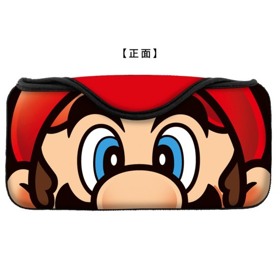 QUICK POUCH COLLECTION - Super Mario - Red - Nintendo Switch