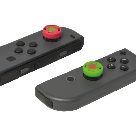 Hori Splat Pack Splatoon 2 - Nintendo Switch Essential Accessories Pack