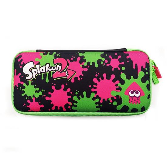Hori Splatoon 2 Nintendo Switch Tough Pouch