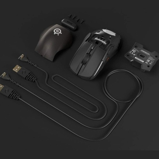 SteelSeries Rival - 710 Gaming Mouse - Black