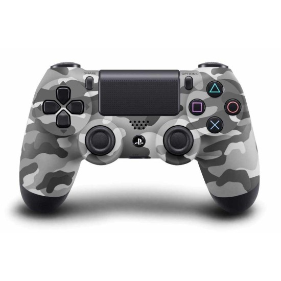 Sony DualShock 4 Wireless Controller - New Version | Urban Camouflage