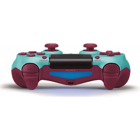 Sony DualShock 4 Wireless Controller - One Year Local Warranty - Berry Blue