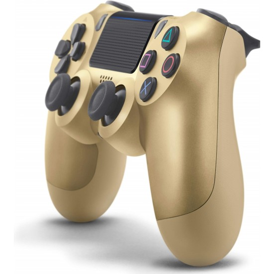 Sony DualShock 4 Wireless Controller - Gold