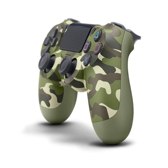Sony DualShock 4 Wireless Controller - Green Camouflage