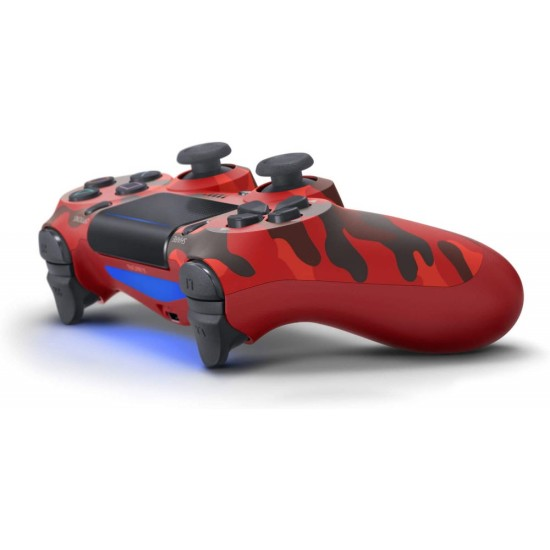 Sony DualShock 4 Wireless Controller - One Year Local Warranty - Red Camouflage