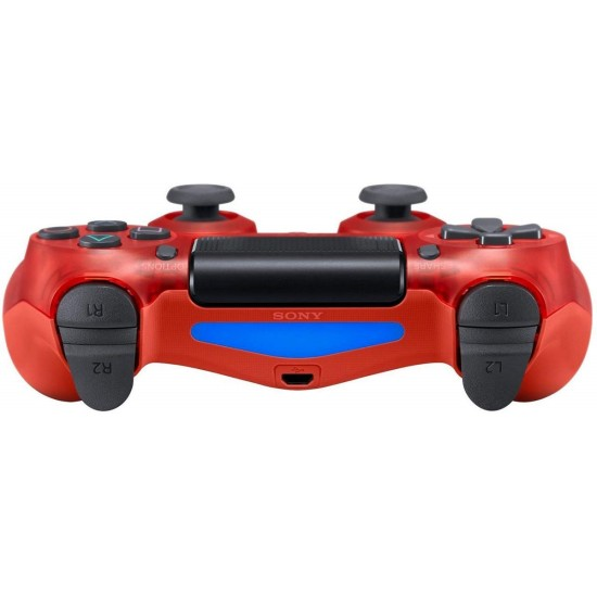 Sony DualShock 4 Wireless Controller - Red Crystal