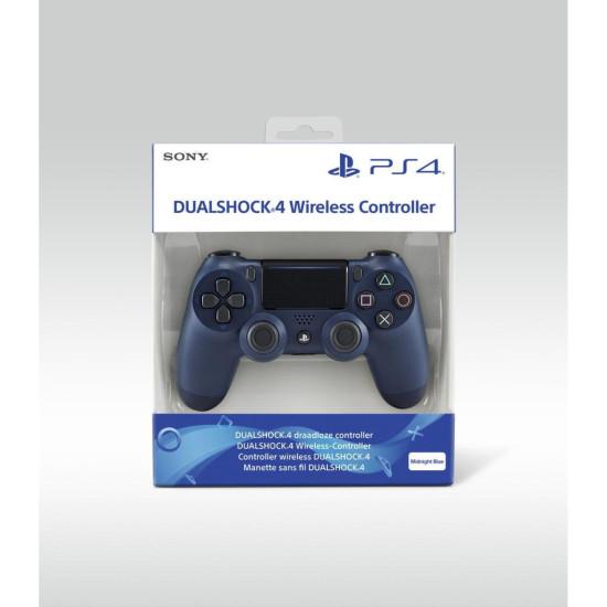 Sony DualShock 4 Wireless Controller - Midnight Blue