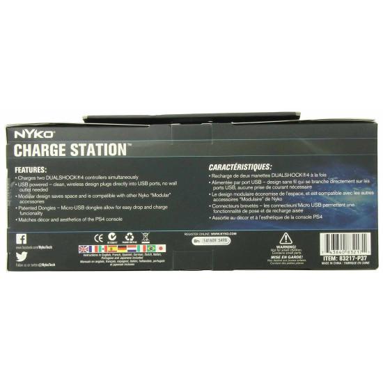 Nyko Modular Charge Station BLACK | PS4
