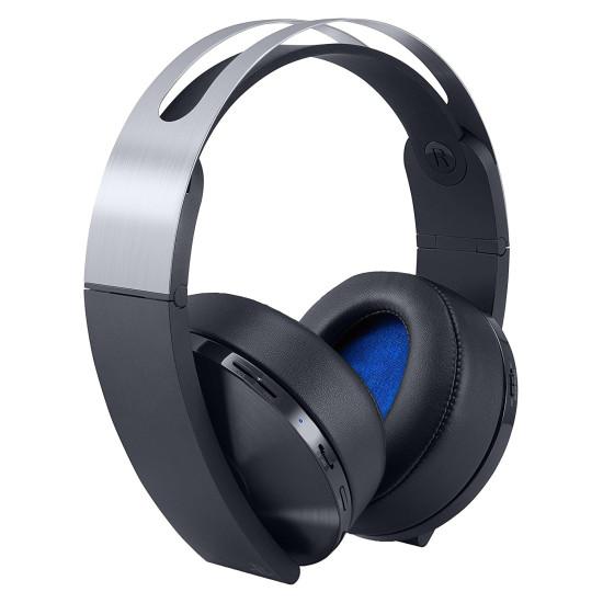 Sony PlayStation 4 Platinum Wireless Headset 7.1 - PS4 - PSVR - PC - Smart Phones