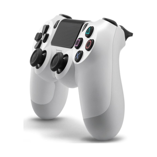 Sony DualShock 4 Wireless Controller - Glacier White