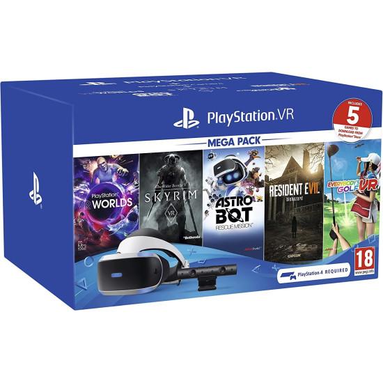 Sony PlayStation VR Mega Pack - 5 Games Bundle | PSVR