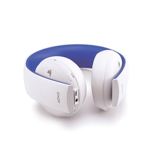 Sony PlayStation Wireless Stereo Headset 2.0 - White| PS4/PS3/PSVita