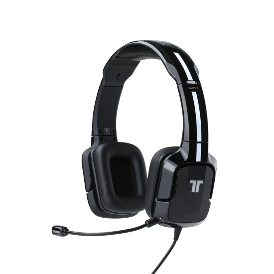 TRITTON Kunai Universal Stereo Headset - for PS4, PS3, X360, PS Vita, and Mobile Devices - Black
