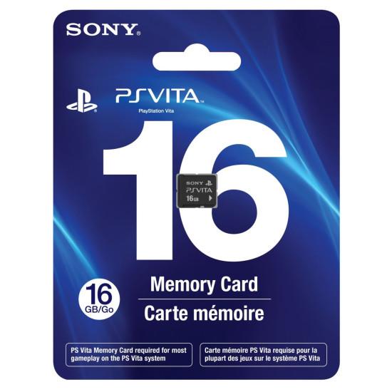 Official 16GB PS Vita Memory Card