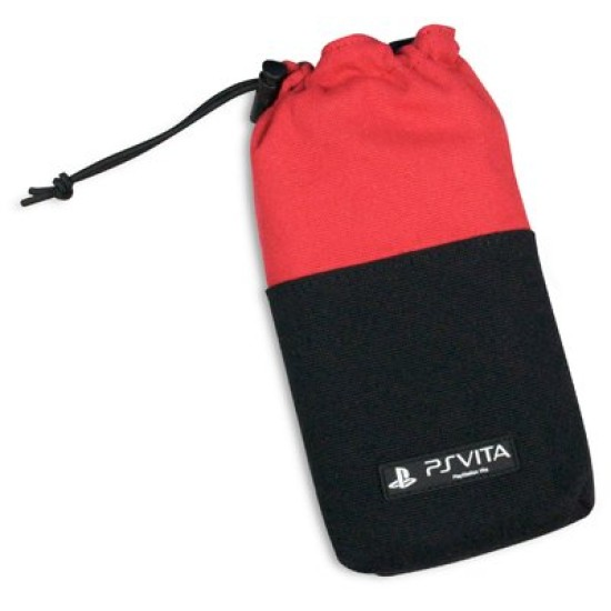 Officially Licensed 4Gamers Clean n Protect Kit - Red - PlayStation Vita
