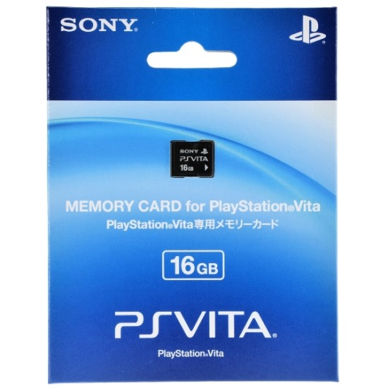 PlayStation Vita Memory Card 16GB   PSVita