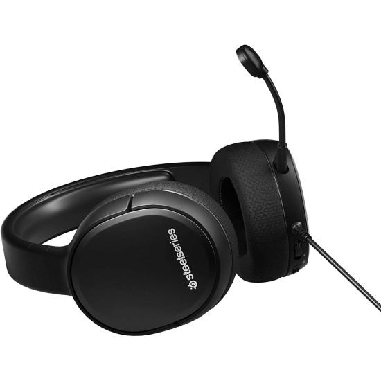 SteelSeries Arctis 1- Wired Gaming Headset - Black
