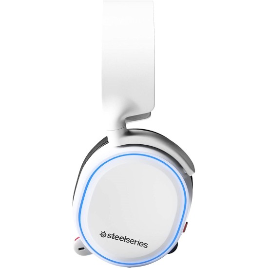 SteelSeries Arctis 5 - Wired Gaming Headset - White
