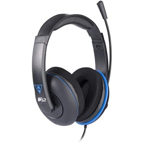 Turtle Beach - Ear Force P12 Amplified Stereo Gaming Headset | PS4 / PS Vita / Mobile Devices