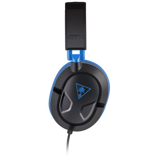 Turtle Beach - Ear Force Recon 60P Amplified Stereo Gaming Headset | PS4 / XB1 / PS3 / PC / Mac / Mobile Devices