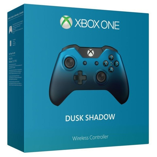 Microsoft Xbox One Wireless Controller Special Edition - Dusk Shadow