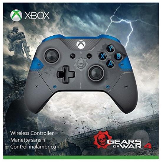 Microsoft Xbox One Wireless Controller - Gears of War 4 JD Fenix Limited Edition