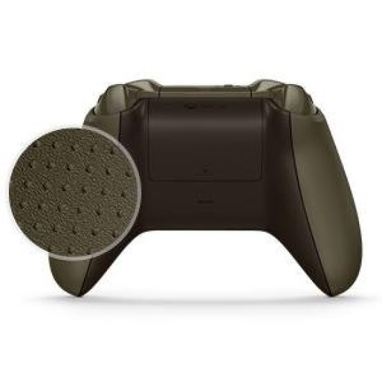 Microsoft Xbox One Wireless Controller - Green/Orange