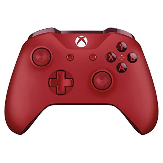 Microsoft Xbox One Wireless Controller - Red