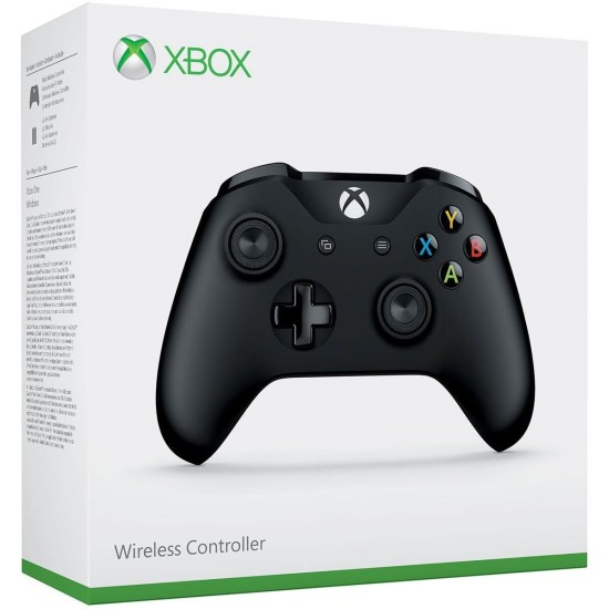 Microsoft Xbox One Wireless Controller - Black | XB1 / PC