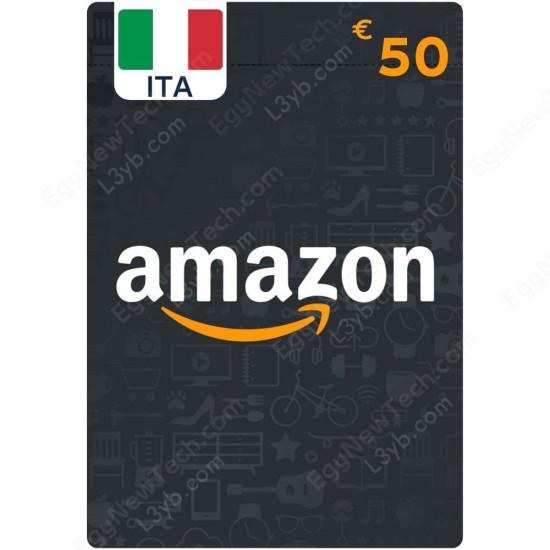 €50 Italy Amazon Gift Card - Digital Code
