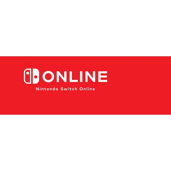 1 Year USA Online Family Membership For Nintendo Switch - Digital Code