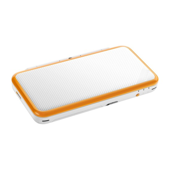 New Nintendo 2DS XL - White and Orange | Nintendo 3Ds